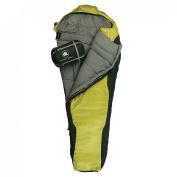 10T Mummy sleeping bag INNOKO 350L up to -31°C - 215x85/55 cm
