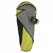 10T Mummy sleeping bag YUKON 225M up to -22°C - 200x85/55 cm
