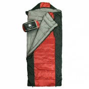 10T blanket sleeping bag SELAWIK 125L up to -14°C - 215x90 cm