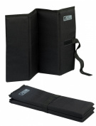 Trekmates TRKFSM Folding sit mats - Black, One Size