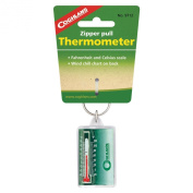 Coghlans Zipper thermometer key ring