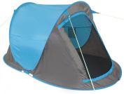 Yellowstone Fast Pitch 2 Tent - Blue