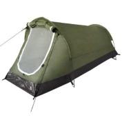 Schwarzenberg Tunnel Tent Camping Festivals Bushcraft Outdoor 1 Person Olive