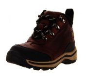 Timberland Boys Back Road Hiker Leather Boot - Brown