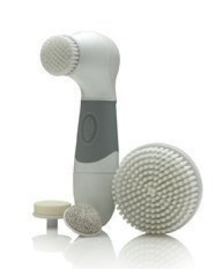 Ultra Cleanse: Face and Body Spa Brush Treatment Set for Professional and At Home Use