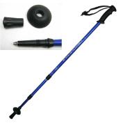 Silver Bullet Trading Good Quality Antishock Trekking Hiking Walking Stick Pole Adjustable Hieght