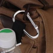 Practical Carrying Water Bottle Holder Carabiner Hook Buckle