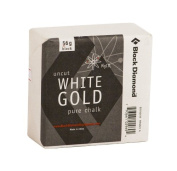 Black Diamond Uncut White Gold Pure Chalk Chalk 56 g white