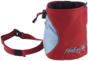 Salewa Jim azalea/pagoda red/blue chalk bag