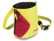 Salewa Jim wasabi/azalea yellow/red chalk bag