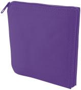 Travel Smart by Conair Mini Pocket Expandable Tote, Purple