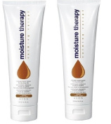 2 MOISTURE THERAPY Calming Relief Creamy Body Washes