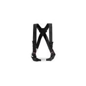 Black Diamond Vario Chest grey climbing belt