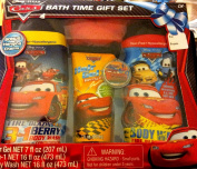 Disney Pixar Cars Bath Time Gift Set