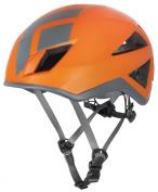 Black Diamond Vector orange climbing helmet