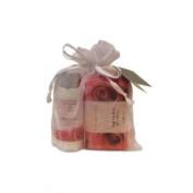 Island Bath & Body Maui Tea Rose Spa Sampler Gift Set
