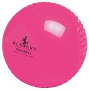 Readers Windball Cricket Training Practise Ball Pink - Senior