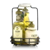 Fruits and Passion's Cucina Trio Gift Set - Coriander Olive