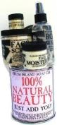 100% Natural Beauty Gift Set