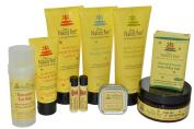 Naked Bee Orange Blossom Honey Head to Toe Beauty Treatment Kit