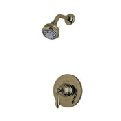 Rohl AKIT21LM-TCB Country Bath Pressure Balance Shower Package in Tusc