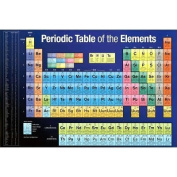 Periodic Table Of Elements - Maxi Poster - 61 cm x 91.5 cm