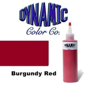 DYNAMIC BURGUNDY RED 30ml Tattoo Ink Brite Vibrant & Dark Colour Tattoo Supply