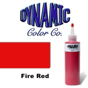 DYNAMIC FIRE RED 30ml Tattoo Ink Brite Vibrant & Dark Colour Tattoo Supply