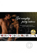 Get Naughty Party Tattoos