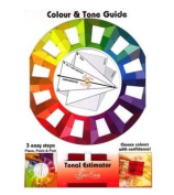 Sew Easy Colour Wheel with Tonal Estimator for Quilting/Patchwork