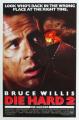 DIE HARD 2 - BRUCE WILLIS - US MOVIE FILM WALL POSTER - 30CM X 43CM