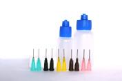 ½ oz and 30ml Applicator bottles - 1 Ea, 10 tips