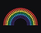 Vajazzle Crystal Tattoos - Rainbow