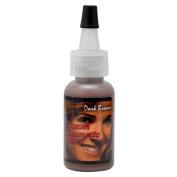 Dark Brown EYEBROW Permanent Makeup Pigment Cosmetic Tattoo Ink 1/60ml