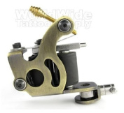 DIALER TATTOO MACHINE Liner & Shader 8-Wrap Coil