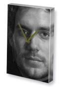 HENRY CAVILL - Canvas Clock (A5 - Signed by the Artist) #js005