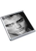 ROBERT PATTINSON - Original Art Coaster #js005
