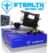 StealthLite Rotary Tattoo Machine Box Set -Limited Edition-