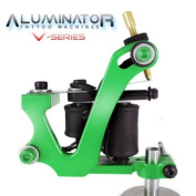 "Aluminator Classic ""V"" Shape 8-Wrap Tattoo Machine"