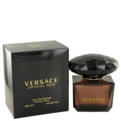 CRYSTAL NOIR FOR WOMEN BY VERSACE 90ML 3.0OZ  Eau De Parfum