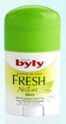 Byly -Fresh Nature-Stick Long Life Deodorant (50mL) Brand