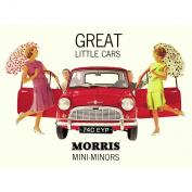 Morris Mini Minor (Great Little Cars) Postcard