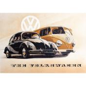 The Volkswagen Postcard