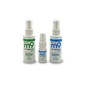 m9 Odour Eliminator Spray, Unscented, 60ml, 12/Bx, HOL773201