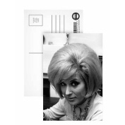 Dusty Springfield - Postcard (Pack of 8) - 15cm x 10cm - Art247 Highest Quality - Standard Size - Pack Of 8