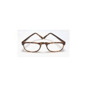 Glasses-Reading 2.25 power,0.5 Eye PlasticTort Wi