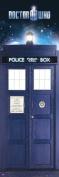 Empire 500175 Doctor Who - Tardis - Door Poster 53 x 158 cm