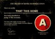 New Home Movie Poster, A3 Print, wall art, home decor, homewares, movie, film