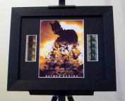 Batman Begins Signed + Batman Begins Film Cells Framed