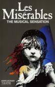 Les Miserables Poster Broadway 11 x 17 In - 28cm x 44cm Patrick A'Hearn Cindy Benson Jane Bodle David Bryant Leo Burmester